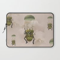 military Laptop Sleeves featuring Military by Tanya_tk