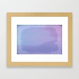 A Cloudscape Framed Art Print