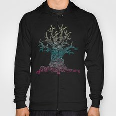 Trees of Neon Hoody