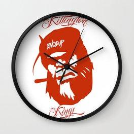 KillingtonKings Wall Clock