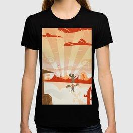 Wild west sheriff T-shirt