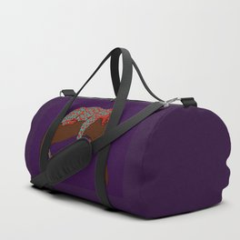 The Extravagant Jaguar Duffle Bag