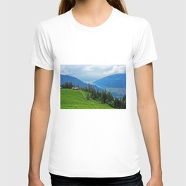 Above Interlaken T-shirt