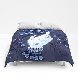 Forget Me Nots Comforters