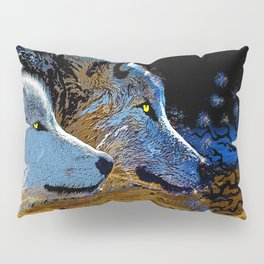 THE WOLF YOU KNOW Pillow Sham