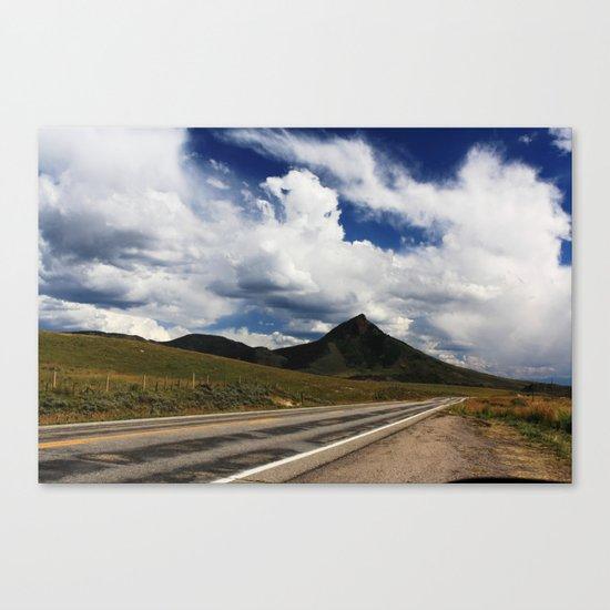 Rocky Top Canvas Print