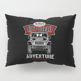 the ultimate off road Pillow Sham