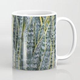 Snake Plants II Coffee Mug