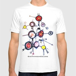 I'm Lost in my World Wide Web T-shirt