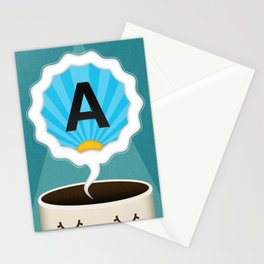 Dreamigners | Typography Stationery Cards