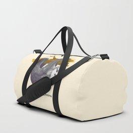 Never stop dreaming Duffle Bag