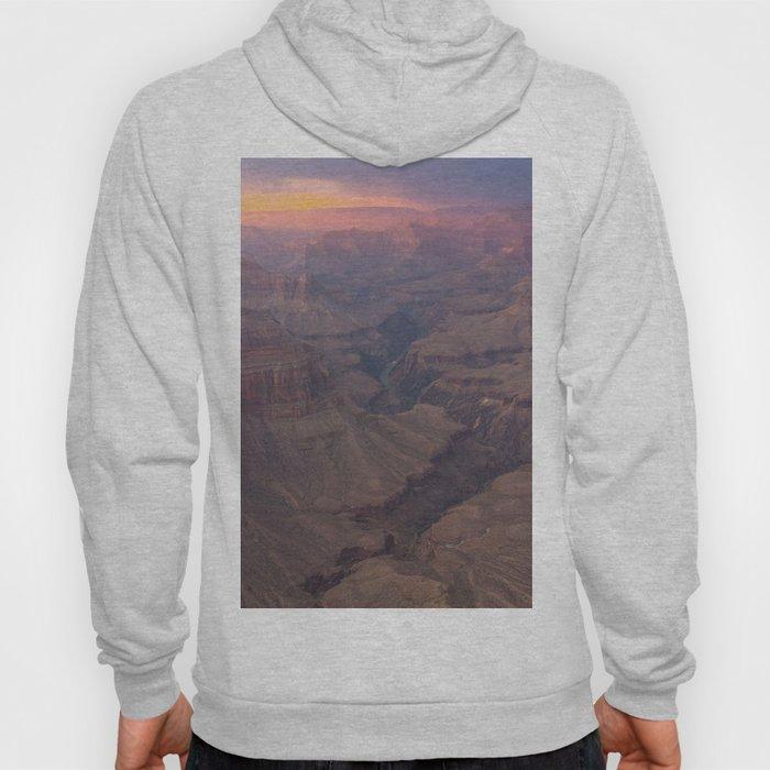 Sunset Grand Canyon South Rim, Arizona Hoody