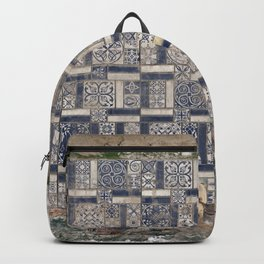 Old Greece House Backpack