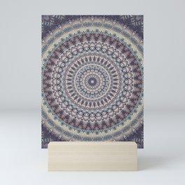 Mandala 460 Mini Art Print