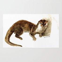 Totem otter: Amblonyx cinerea Rug