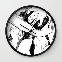 asc 425 - Les représailles (The retribution) Wall Clock