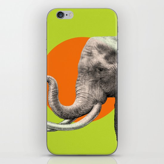 Wild 6 by Eric Fan & Garima Dhawan iPhone & iPod Skin