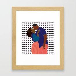 Bawse Love 04 Framed Art Print