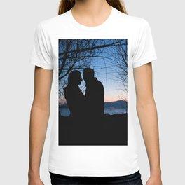 Romantic sunset T-shirt