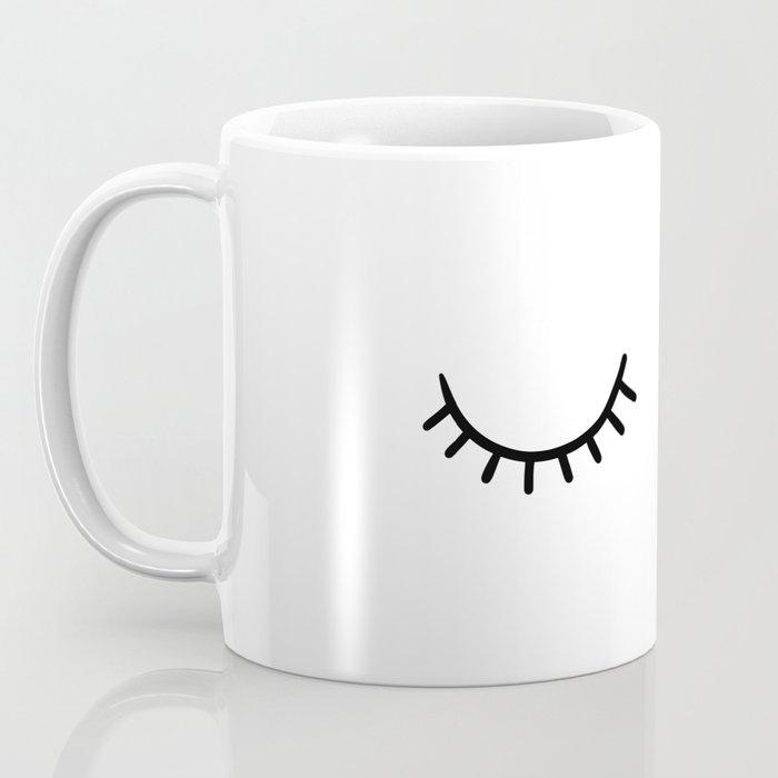 Eye wink Coffee Mug