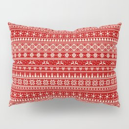 Christmas Jumper Pillow Sham