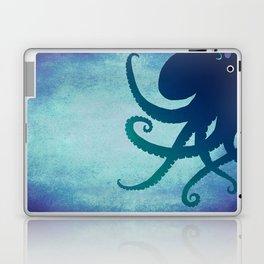 Indigo Mastermind ~ Octopus ~ Marine Life ~ (Copyright 2014) Laptop & iPad Skin
