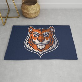 Tiger Shield Rug