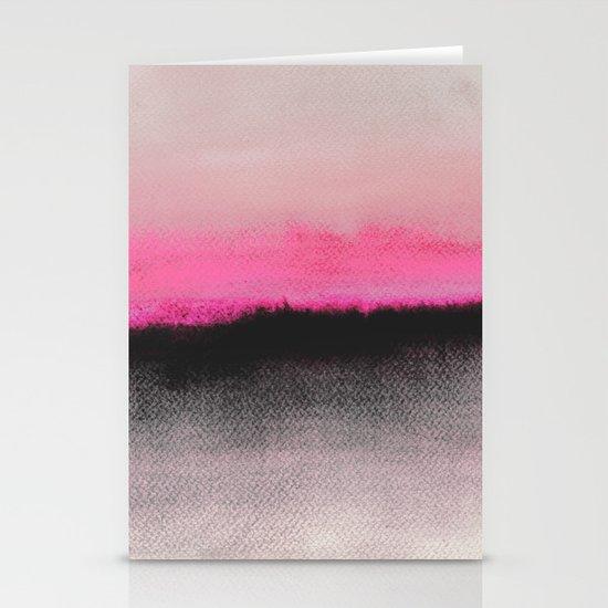 Double Horizon Stationery Cards