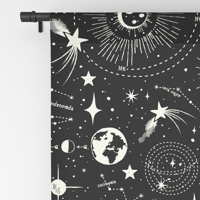 Solar System Blackout Curtain