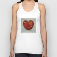 passion Tank Tops featuring Passion by Michael Creese