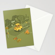 S-Car-Go! Stationery Cards