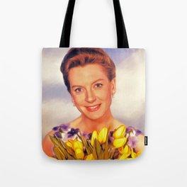 Deborah Kerr, Hollywood Legend Tote Bag
