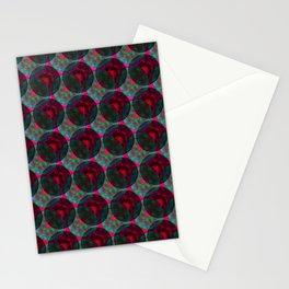 - moldy peach - Stationery Cards