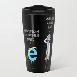 Default browser Travel Mug