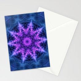 Glow Star Stationery Cards