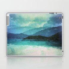 Tropical Island Multiple Exposure Laptop & iPad Skin