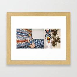 the headthing Framed Art Print