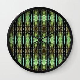 GreenPrism Wall Clock