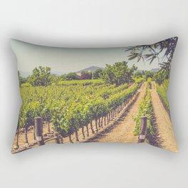Vineyards 3 Rectangular Pillow
