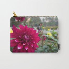 A Walk Through the Garden - India Carry-All Pouch