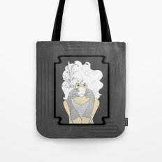 High Tea Platinum Blonde Tote Bag