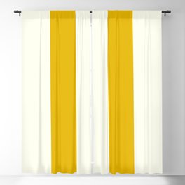 Mayo and Mustard Blackout Curtain