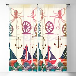 Sailor Blackout Curtain