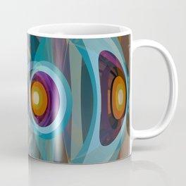 Abstract Composition 577 Coffee Mug