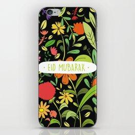 Eid Mubarak iPhone Skin