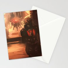 Reaper Scout Stationery Cards