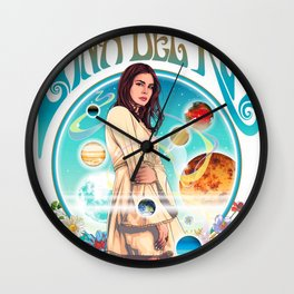 lana del ray la to the moon 2020 tour again Wall Clock