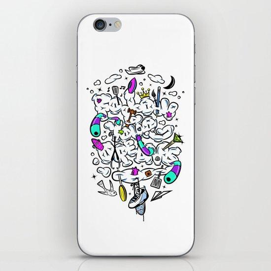 Follow Your Dreams iPhone & iPod Skin