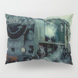 Steam Engine 1009 Pillow Sham