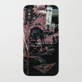 Concrete Jungle 2 iPhone Case